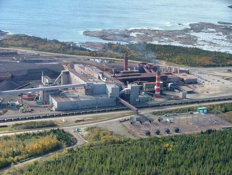 L'Usine de bouletage d'ArcelorMittal Exploitation minière s.e.n.c. à Port-Cartier célèbre 40 ans d'excellence (Groupe CNW/ArcelorMittal Exploitation minière Canada s.e.n.c.)