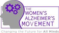 Women's Alzheimer's Movement logo