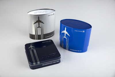 Boeing 747 Amenity Kits