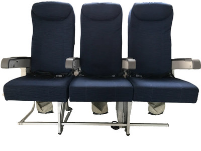 Boeing 747 seats for auction