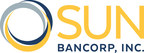 Sun Bancorp, Inc. Announces Third Quarter Net Income of $2.7 Million, or $0.14 per Diluted Share; Board of Directors Declares Quarterly Dividend of $0.01