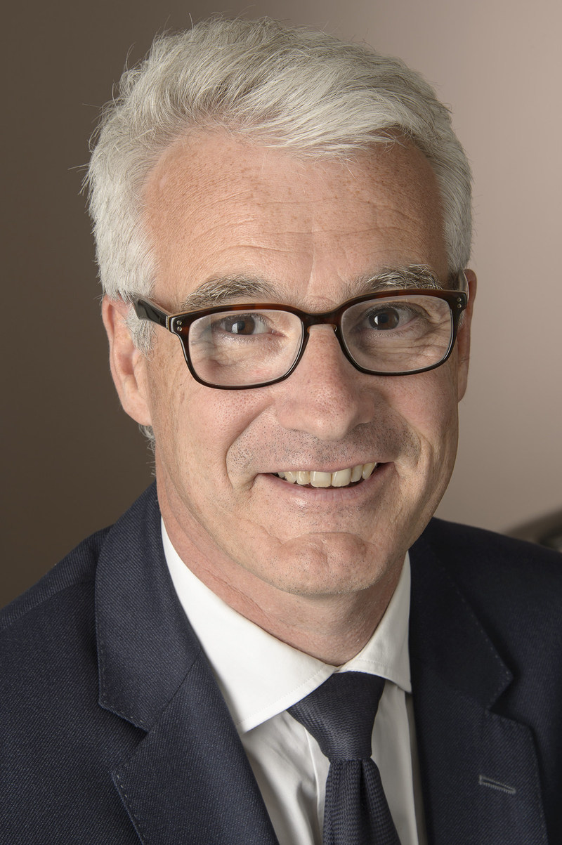 Bertrand Rambaud, President of Siparex (CNW Group/Mouvement Desjardins)