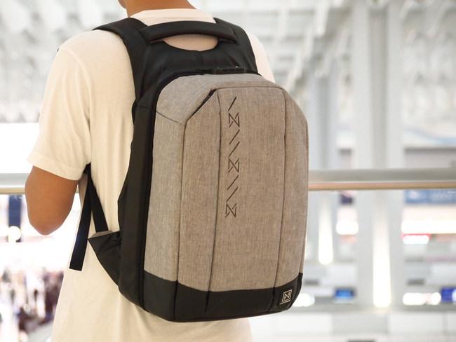 Urbanvibe Anti-Theft Travel Backpack