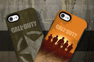 Get Your Phone Mission-Ready with OtterBox Call of Duty® -Themed Cases