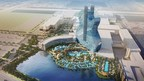 Artist's rendering of the guitar hotel tower expansion at the Seminole Hard Rock Hotel & Casino, Hollywood (Florida)