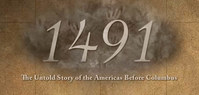 1491: The Untold Story of the Americas Before Columbus docu-drama series logo (CNW Group/1491 Productions Inc.)