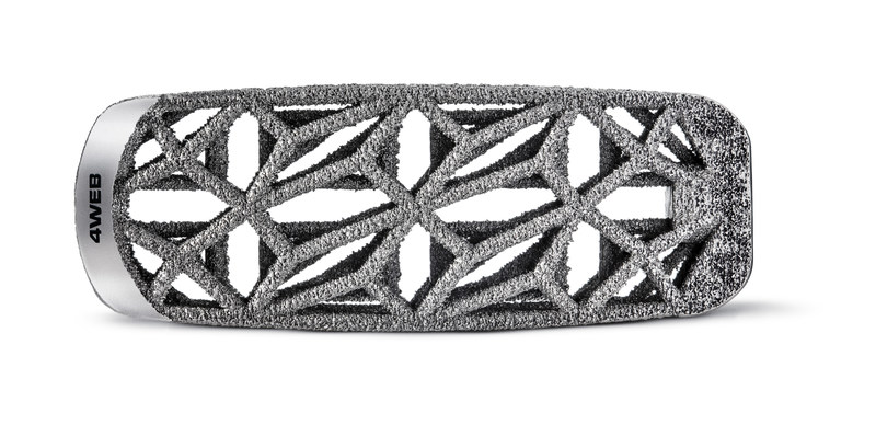 Lateral Spine Truss System Implant