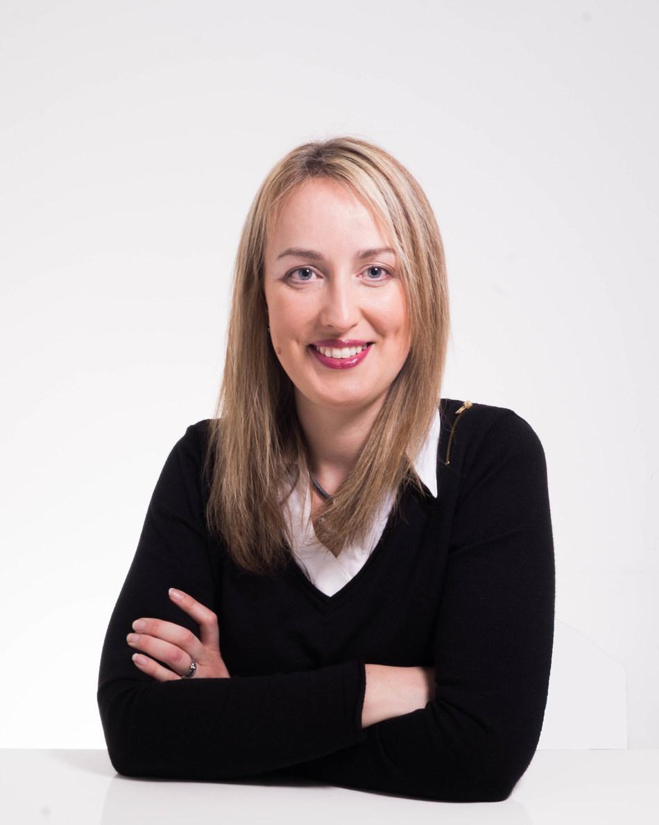 Olivia Bushe, CMO, FlowForma (PRNewsfoto/FlowForma)