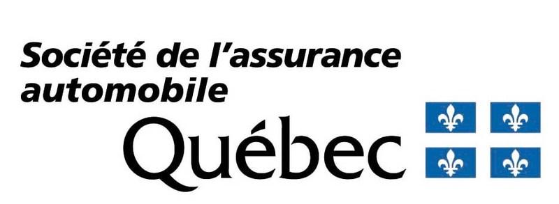 Logo : Société de l'assurance automobile du Québec (Groupe CNW/Sûreté du Québec)