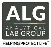 ALG Logo. (PRNewsfoto/Analytical Lab Group)