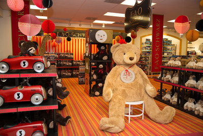 FAO SCHWARZ Toy Department at Bon-Ton