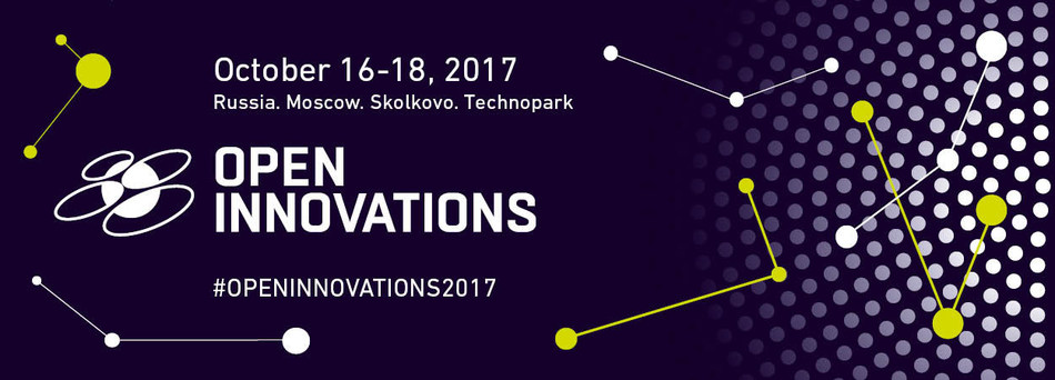 OPEN INNOVATIONS 2017: DIGITAL ECONOMY, TOP SPEAKERS, CHALLENGES OF GLOBAL TRANSFORMATION. (PRNewsfoto/Skolkovo Foundation)