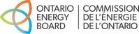 Ontario Energy Board (Groupe CNW/Commission de l'énergie de l'Ontario)