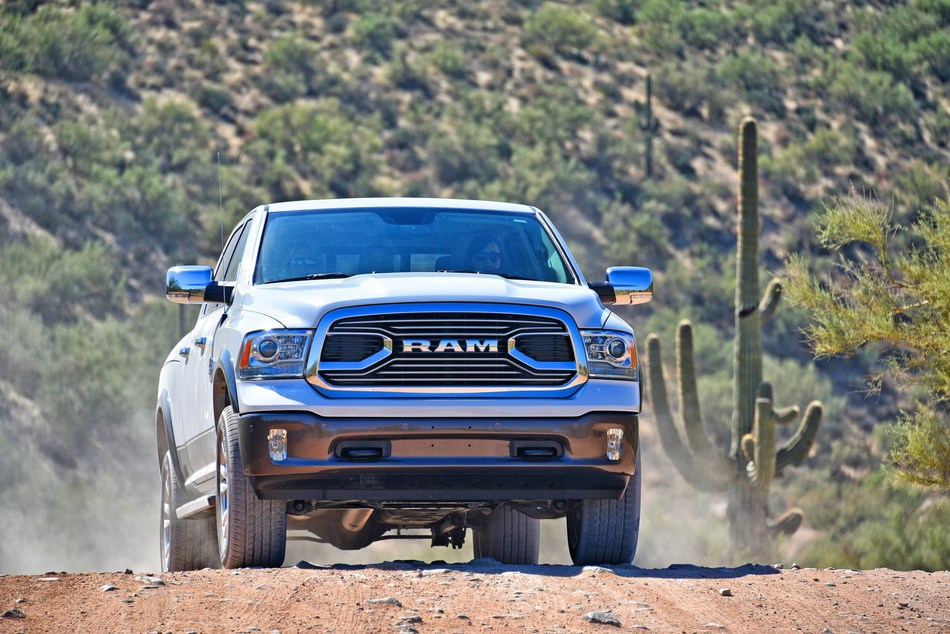 Four FCA US vehicles earned the top spot at this year's Active Lifestyle Vehicle awards
