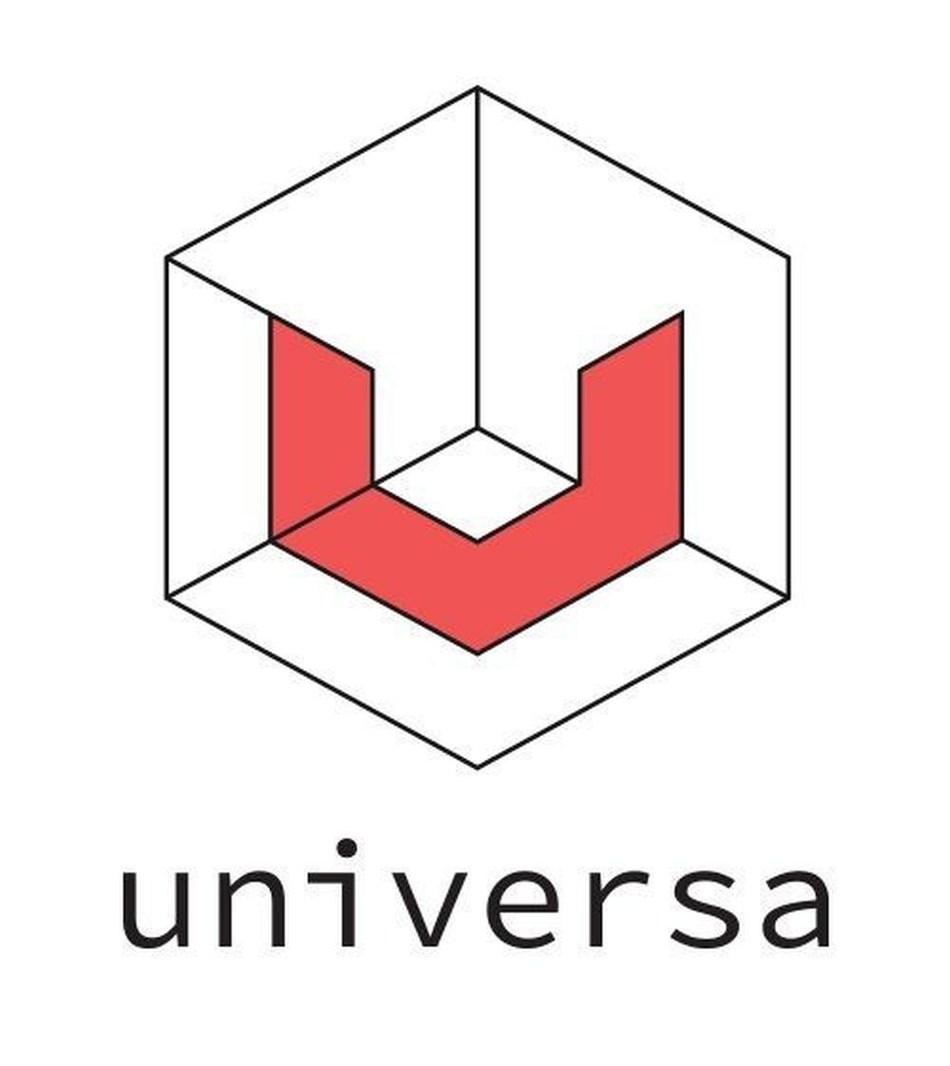 Universa logo (PRNewsfoto/universa.io)