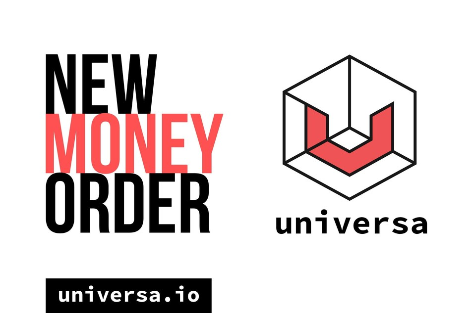 Universa: The Most Promising Russian ICO Starts this Saturday on the 28th of October (PRNewsfoto/universa.io)