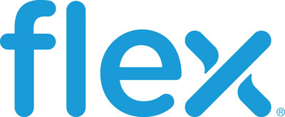 New Flex Logo. (PRNewsFoto/Flex)