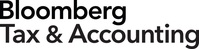 Bloomberg Tax & Accounting logo (PRNewsfoto/Bloomberg Tax & Accounting)