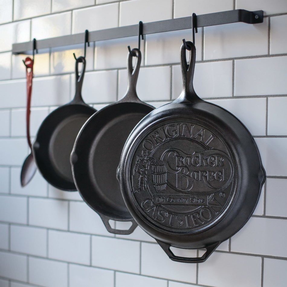 Between Oct. 30 – Nov. 11, Cracker Barrel will donate 20 percent of proceeds from online and in-store purchases of Lodge cookware to Operation Homefront.