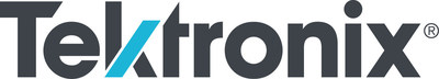 Tektronix unveils new logo, marking the most significant change in its visual identity in 24 years.The legacy Tektronix logo has been refashioned, with the angle incorporated within the logotype as an upwards gesture of progress. The sans-serif type is given character by subtly clipping the 'T' letterforms, echoing the blue angle. Simple, definitive lines reflect our promise of performance. (PRNewsFoto/Tektronix, Inc)