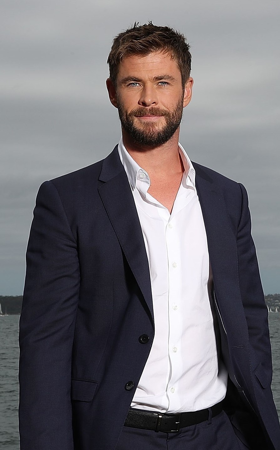 Chris Hemsworth (PRNewsfoto/Pernod Ricard)