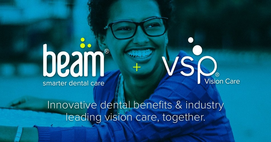 Innovative dental benefits & industry leading vision care, together.