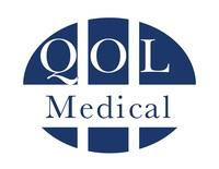 QOL Medical, LLC logo, 2017 (PRNewsfoto/QOL Medical LLC)