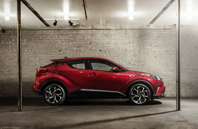 The 2018 Toyota C-HR is among the new 2018 models available for test-driving at Lexington Toyota.