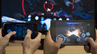 Space Epic Untitled, 'A New TV Gameisode For Mobile Devices & Smart TVs Out Now