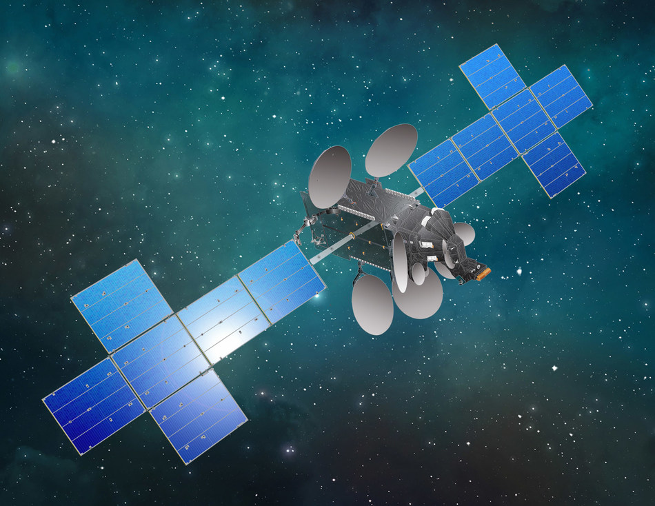 SSL to provide powerful multi-mission satellite to Embratel Star One. (CNW Group/SSL)