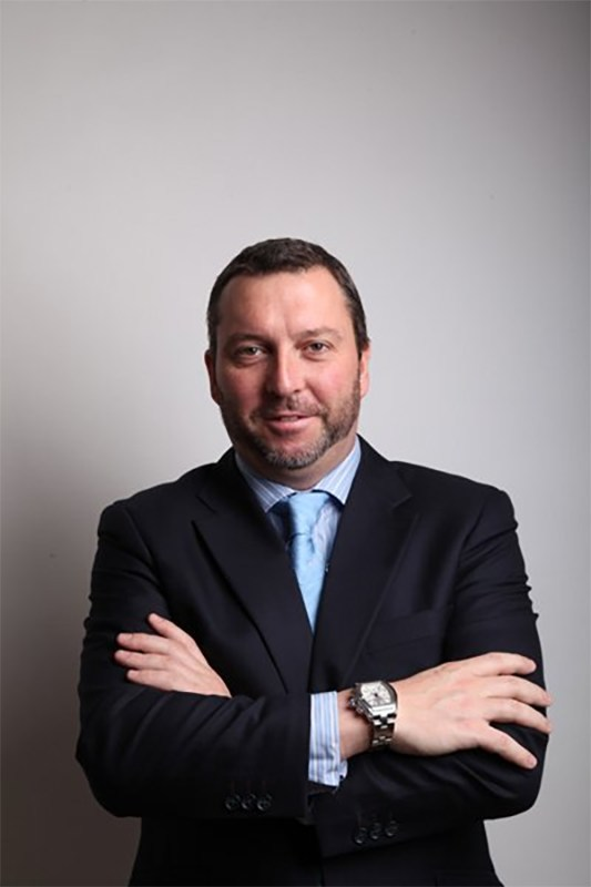Carlos Lopez Lansdowne, Exegy Sales Director for Europe and Asia, based in London (PRNewsfoto/Exegy, Inc.)