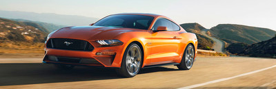 The 2018 Ford Mustang is among the vehicles available for a custom Ford factory order through Jack Madden Ford in Norwood, Mass.