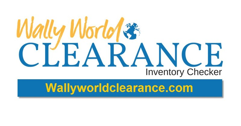 wally world clearance - Inventory Checker