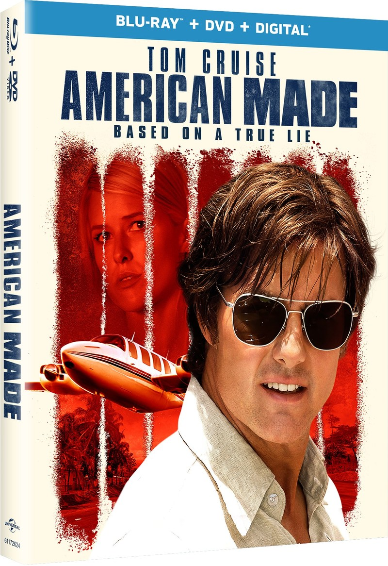 From Universal Pictures Home Entertainment American Made