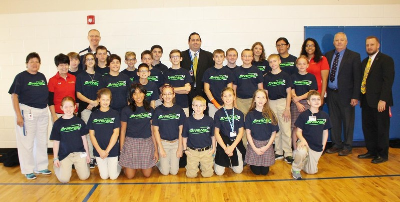 O'Brien is STARBASE Indiana's newest advisor