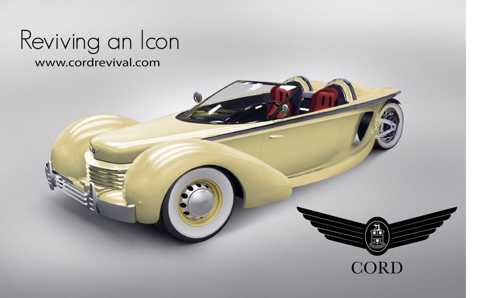 The new Cord Model III
