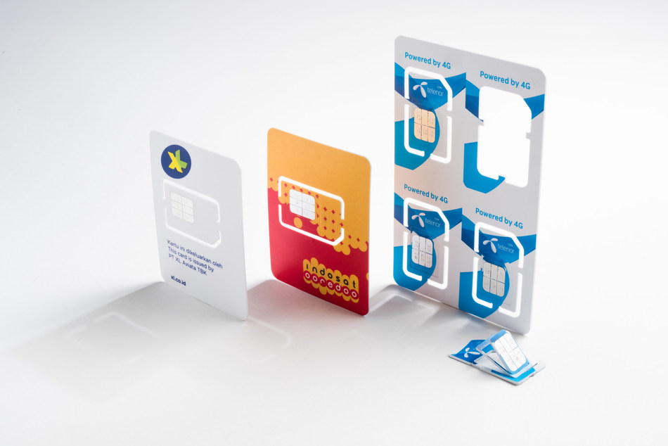 The sAiL smart chip integrated into smart cards