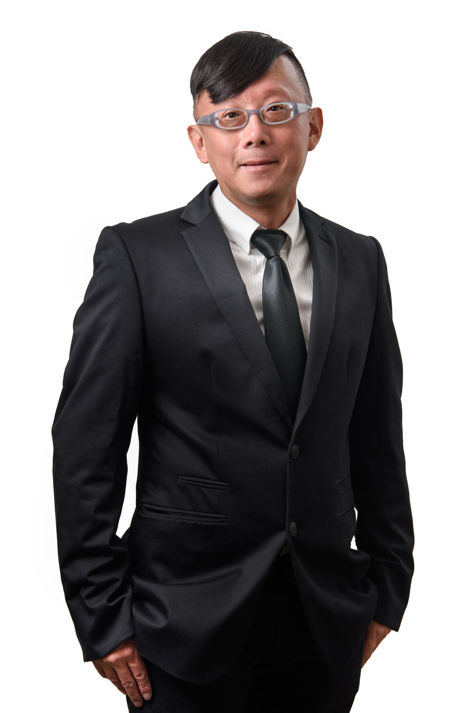 CEO of NovoFlex, Dr. Eric Ng