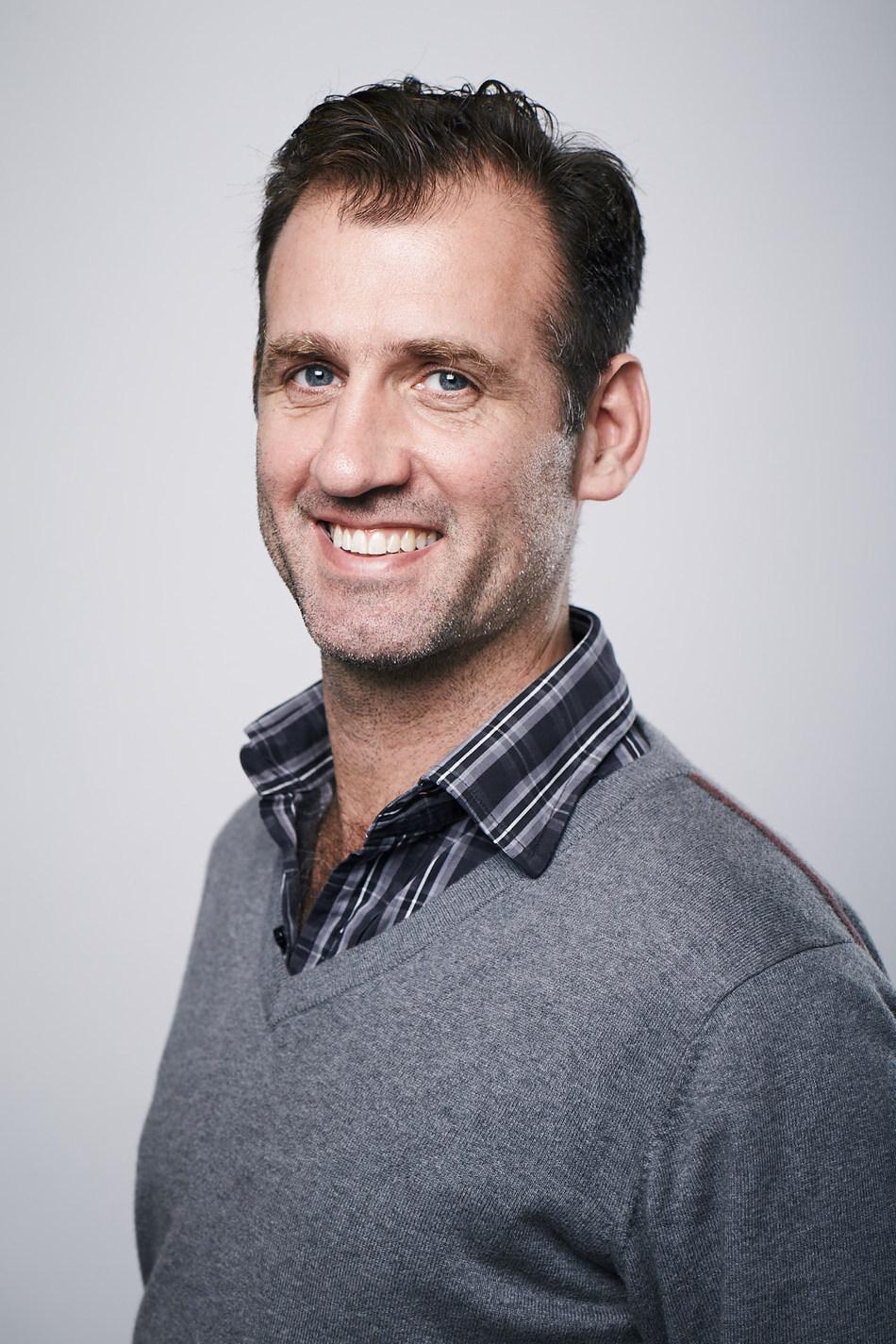 VP of Sales, UK Shaun Jordan