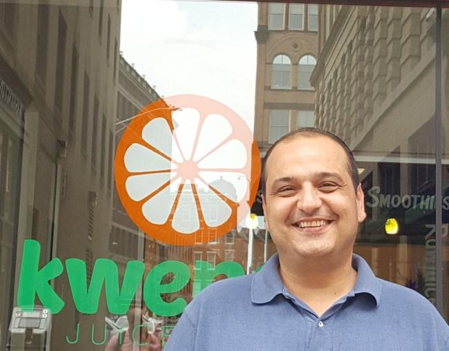 Chris Gregoris, Founder