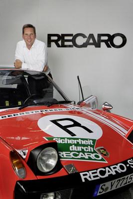 Commits to the US market: Martin C. Klein, vice president RECARO Automotive Seating