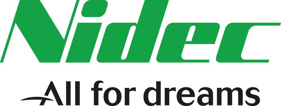 Nidec logo (PRNewsfoto/Nidec ASI)