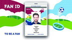 Russia has Presented a New FAN ID Design for the 2018 FIFA World Cup