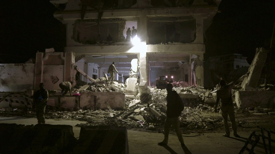 "Five-part series ""Terror"" goes inside the world's deadliest terrorist organizations. CGTN"