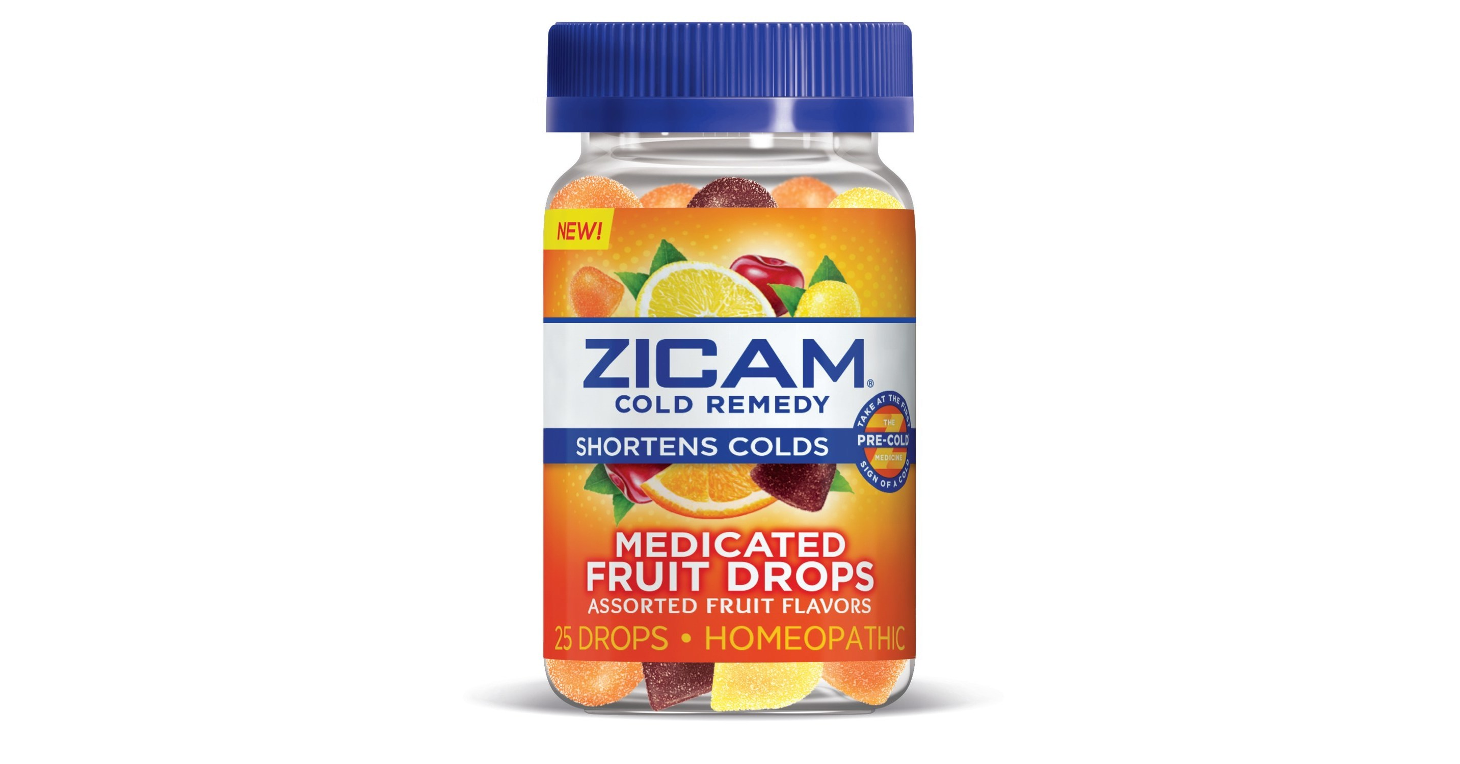 Zicam 174 Adds Medicated Fruit Drops To Impressive Cold