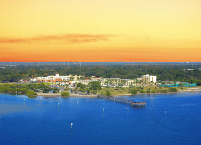 The waterfront Safety Harbor Resort & Spa, A Trademark Collection Hotel