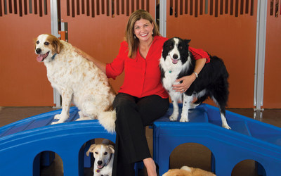 Christina Russell, President of Camp Bow Wow®
