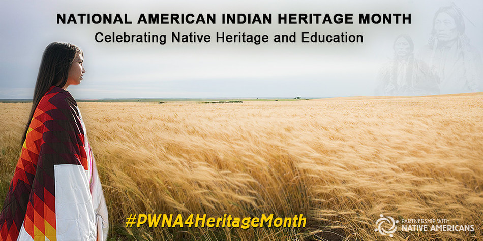 This November, Partnership With Native Americans Celebrates American Indian Heritage Month