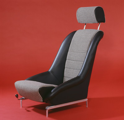 Recaro Automotive Seating celebrates its 50th anniversary of shell seats at SEMA 2017. In 1967 the Recaro Rallye became the prototype for every sporty street-use car seat made ever since.