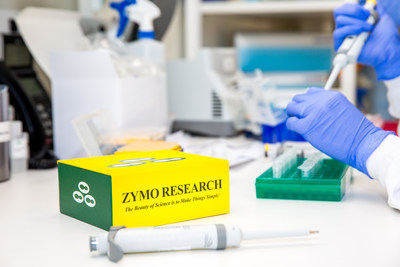 Zymo Research's portfolio of nucleic acid products will be distributed via VWR's North America sales channels.